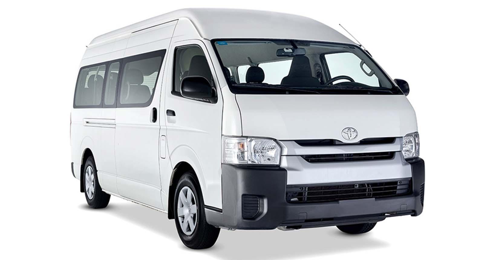 Mini Van Hiace